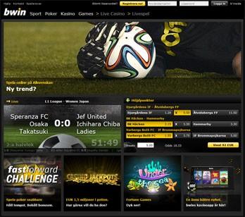 bwin webbsida