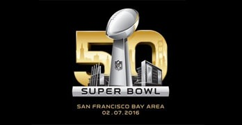 Super Bowl officiell logo