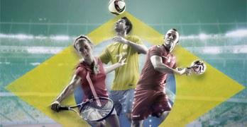 kampanjbild OS i Rio