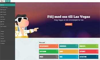 Paf webbsida