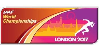 IAAF London 2017 logo