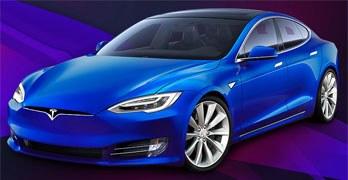 Tesla bil