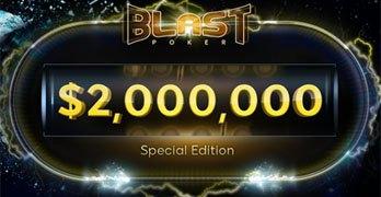 Chans att bli dollarmiljonär i Blast Special Edition på 888poker