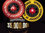 Logotyper för pokerevenemang